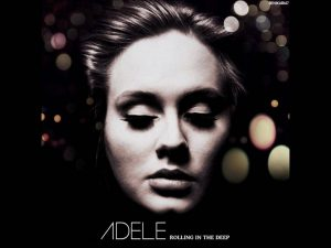 Adèle Rolling in the deep